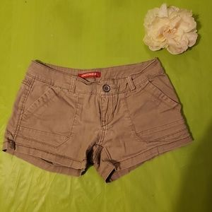Union bay khaki  jr shorts